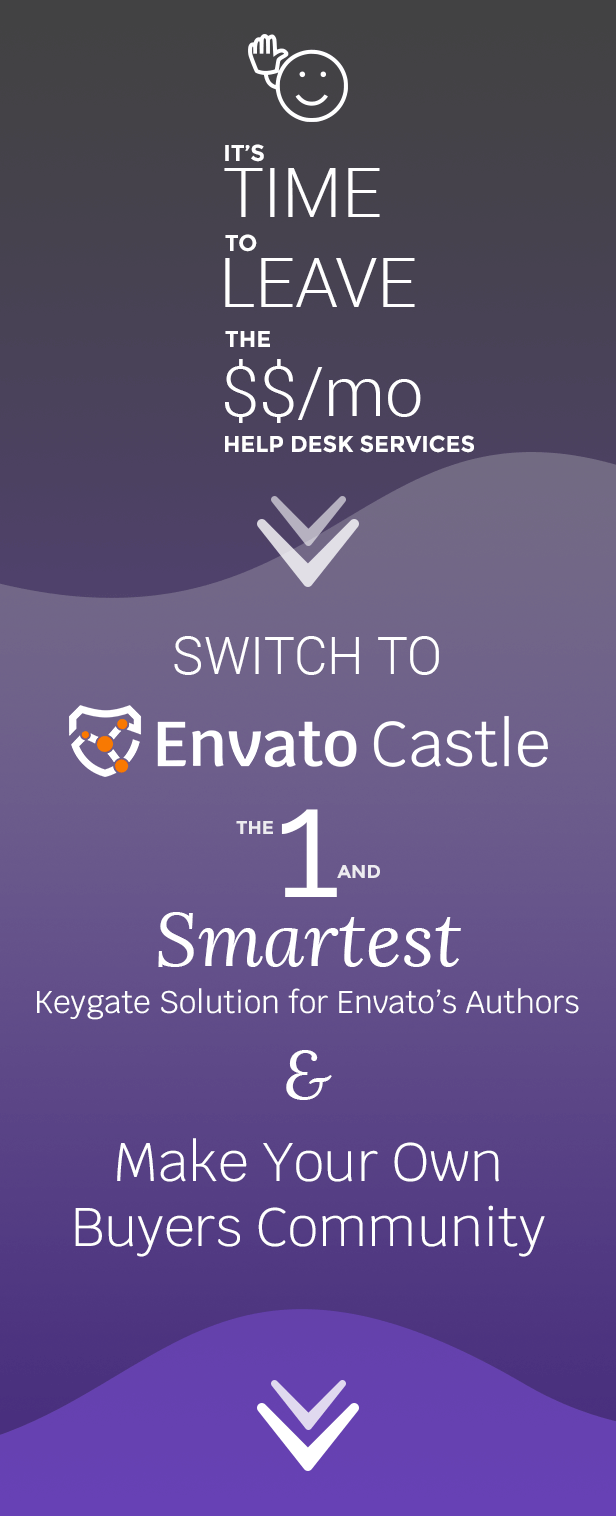 Envato Castle - Smart Keygate Solution for bbPress to Verify and Collect Buyers via WP REST API - 3